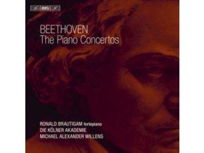 BRAUTIGAM / KOLNER / WILLENS - L.V. Beethoven: The Piano Concertos (SACD)