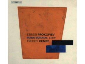 FREDDY KEMPF - Sergei Prokofiev: Piano Sonatas 3. 8 & 9 (SACD)