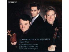 GLUZMAN / MOSER / SUDBIN - P.I. Tchaikovsky & Arno Babajanian: Piano Trios (SACD)