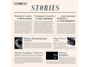 HARDENBERGER / MURARO / BRABBINS - Stories: Betsy Jolas: Histoires Vraies / Sally Beamish: Trumpet Concerto / Olga Neuwirth: ... Miramondo Multiplo ... (SACD)