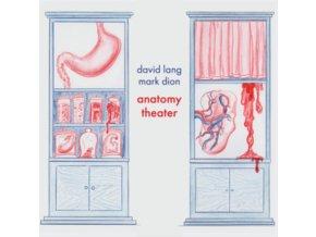 ICE / KUDISCH - David Lang / Mark Dion: Anatomy Theater (CD)