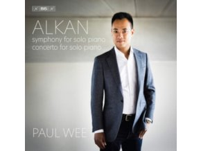 PAUL WEE - Charles-Valentin Alkan: Symphony For Piano Solo / Concerto For Solo Piano (SACD)