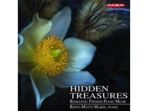 RISTO-MATTI MARIN - Hidden Treasures: Romantic Finnish Piano Music (CD)