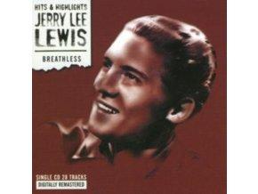 JERRY LEE LEWIS - Breathless (CD)
