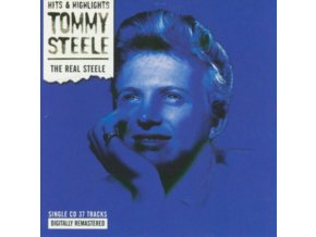 TOMMY STEELE - The Real Steele (CD)