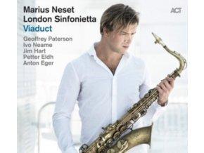 MARIUS NESET - Viaduct (CD)