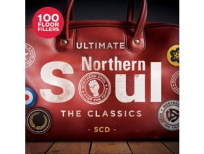 VARIOUS ARTISTS - Ultimate Northern Soul - The Classics (CD)