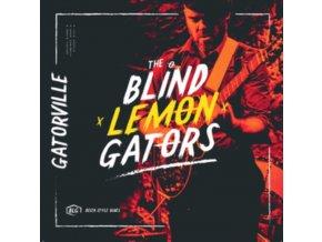 BLIND LEMON GATORS - Gatorville (CD)