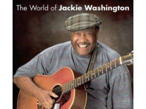 JACKIE WASHINGTON - The World Of Jackie Washington (CD + DVD)