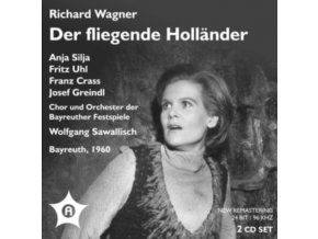 CRASS / SILJA / UHL / GREINDL / FISCHER / SAWALLISCH - Wagner: Die Fliegende Hollander (CD)
