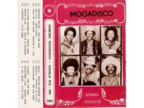 VARIOUS ARTISTS - Mogadisco - Dancing Mogadishu (Somalia 1972-1991) (CD)