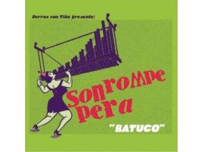 SON ROMPE PERA - Batuco (CD)