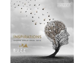 BUZZ BRASS - Inspirations: Music By Dvorak / Ewald Ravel / Satie (CD)