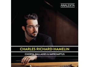 CHARLES RICHARD-HAMELIN - Chopin: Ballads & Impromptus (CD)