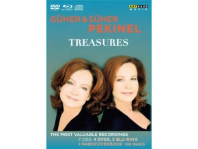 GUHER PEKINEL / SUHER PEKINEL - Treasures (CD Box Set)