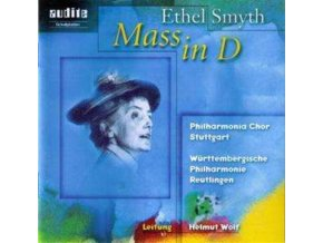 WURTTEMBERGISCHE PHIL. REUTL - Ethel Smyth Mass In D (CD)