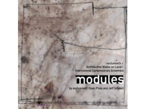 EXCLUSIVEOR - Modules (CD)