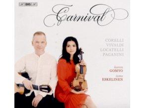 GOMYO / ESKELINEN - Carnival - Corelli. Vivaldi. Locatelli. Paganini (SACD)