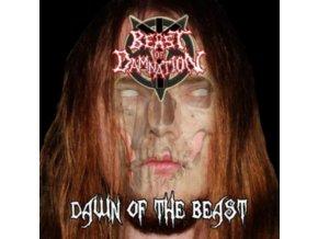 BEAST OF DAMNATION - Dawn Of The Beast (CD)