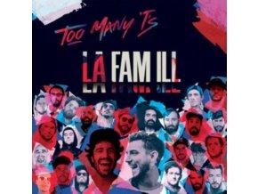 TOO MANY TS - La FamIll (CD)