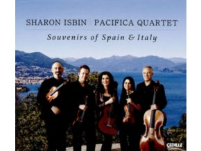 PACIFICA / ISBIN / LEANDRO - Souvenirs Of Spain & Italy (CD)