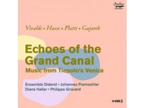 ENSEMBLE DIDEROT / JOHANNES PRAMSOHLER / DIANA HALLER - Music From Tiepolos Venice (CD)