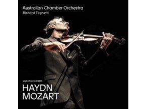 RICHARD TOGNETTI / AUSTRALIAN CHAMBER ORCHESTRA - Haydn Symphonies 49 & 104 / Mozart Symphony No. 25 (CD)