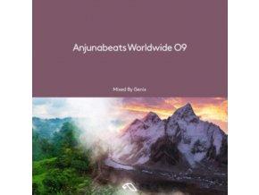 GENIX - Anjunabeats Worldwide 09 (Mixed By Genix) (CD)