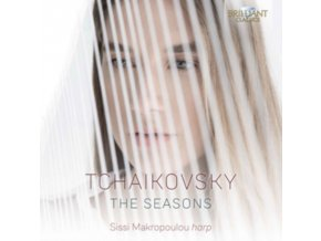 SISSI MAKROPOULOU - Tchaikovsky: The Seasons (CD)