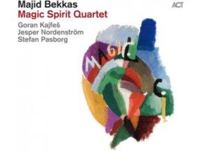 MAJID BEKKAS - Magic Spirit Quartet (CD)