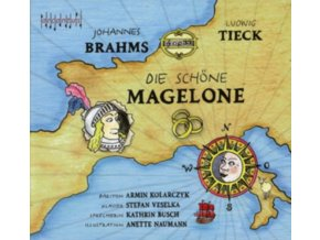 ARMIN KOLARCZYK / STEFAN VESELKA / KATHRIN BUSCH / ANETTE NAUMA - Die Schone Magelone (CD)