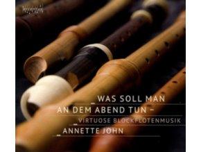 ANNETTE JOHN - Was Soll Man An Dem Abend Tun (CD)