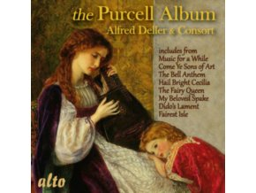ALFRED DELLER & CONSORT - The Purcell Album (CD)