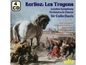 LONDON SYMPHONY ORCHESTRA & CHORUS / SIR COLIN DAVIS - Berlioz: Les Troyens (CD)