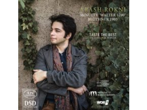 ARASH ROKNI - Taste The Best - Piano Works (SACD)