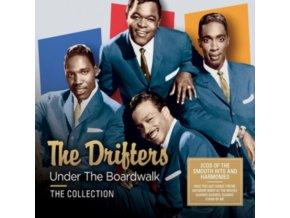 DRIFTERS - Under The Boardwalk (CD)