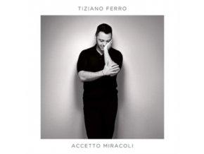 TIZIANO FERRO - Accetto Miracoli (CD)