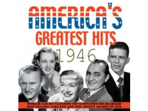 VARIOUS ARTISTS - Americas Greatest Hits 1946 (CD)