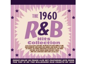 VARIOUS ARTISTS - The 1960 R&B Hits Collection (CD)