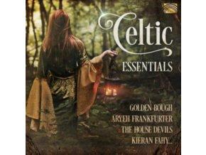 VARIOUS ARTISTS - Celtic Essentials (CD)