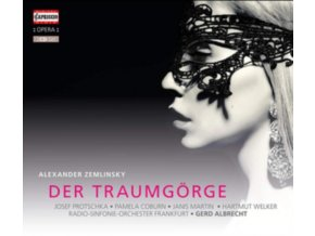 RSO FRANKFURT / ALBRECHT - Alexander Zemlinsky: Der Traumgorge (CD)