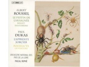 PAYS DE LA LOIRE / ROPHE - Albert Roussel: Le Festin De LAraignee / Paul Dukas: LApprenti Sorcier / Polyeucte (SACD)