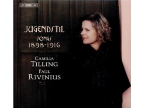 TILLING / RIVINIUS - Jugendstil: Songs 1898-1916 (SACD)