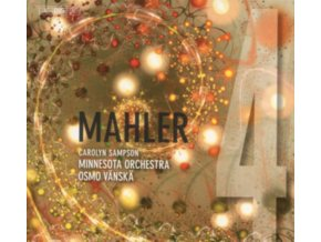 SAMPSON / MINNESOTA / VANSKA - Gustav Mahler: Symphony No. 4 (SACD)
