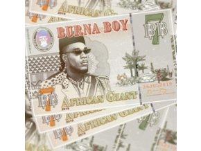 BURNA BOY - African Giant (CD)