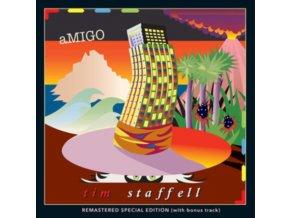 TIM STAFFELL - Amigo (CD)