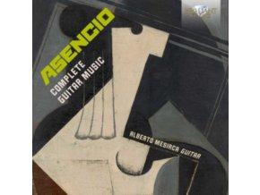 ALBERTO MESIRCA - Asencio: Complete Guitar Music (CD)
