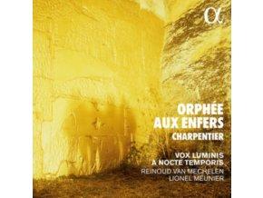 A NOCTE TEMPORIS / LIONEL MEUNIER / REINOUD VAN MECHELEN / VOX LUMINIS - Charpentier: Orphee Aux Enfers (CD)