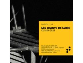YAN LEVIONNOIS / MARIE-LAURE GARNIER / PHILIPPE HATTAT / CLEMENTINE DECOUTURE / PACO GARCIA - Les Chants De LAme (CD)