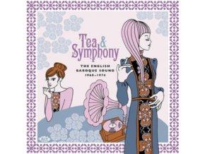 VARIOUS ARTISTS - Tea & Symphony - The English Baroque Sound 1968-1974 (CD)